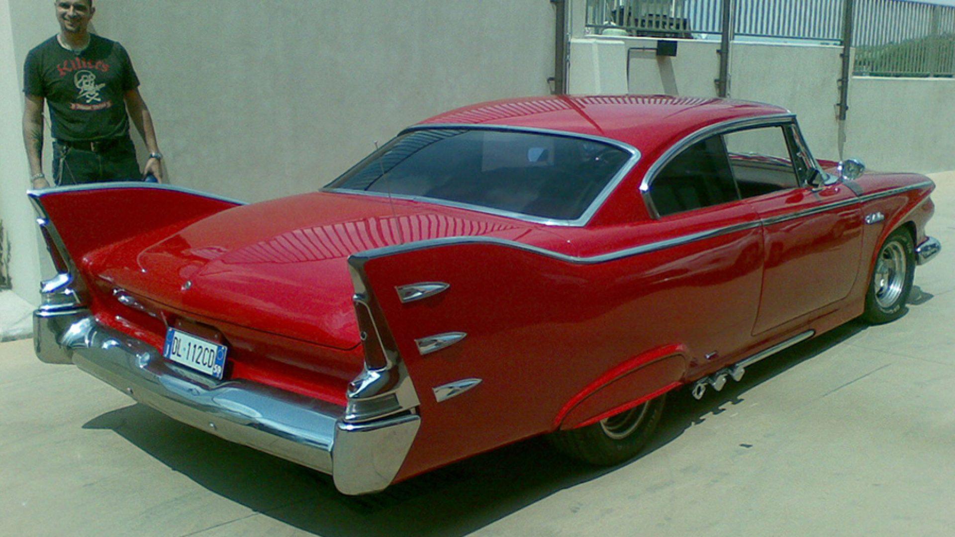 Plymouth Belvedere 1959 De Garage Custom Car